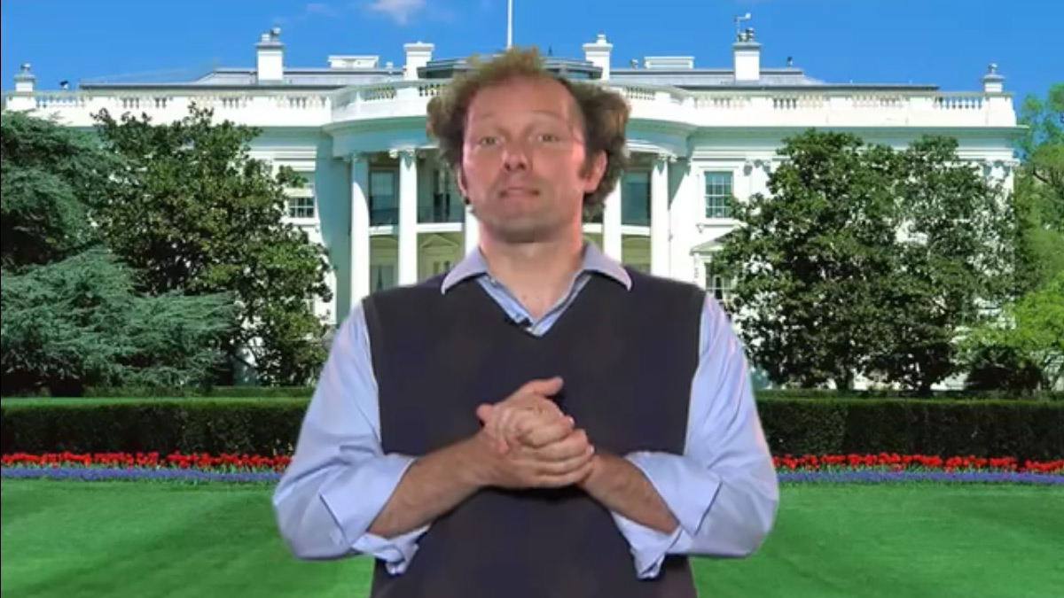 Daniel Fletche Science at the White House
