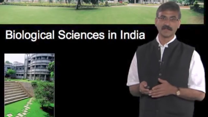 Science in India: Biological Sciences