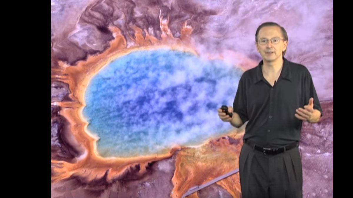 Jack Szostak: The Origin of Life on Earth