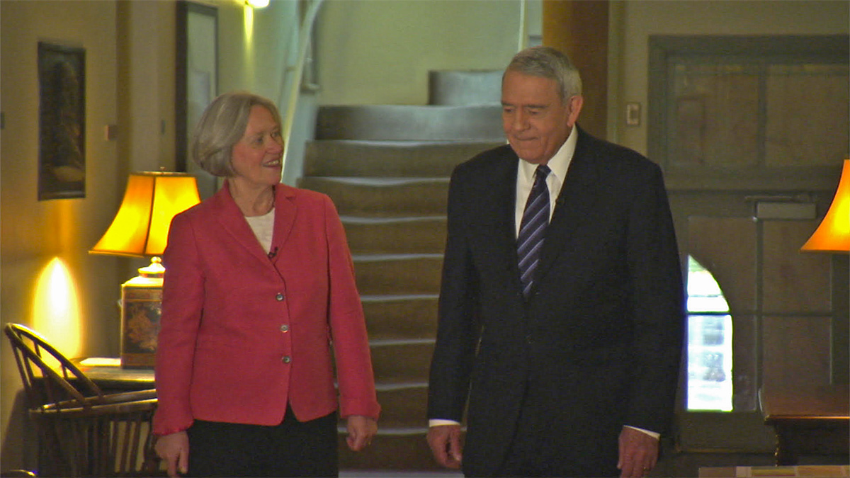 Future of Science Training: Dan Rather and Shirley Tilghman