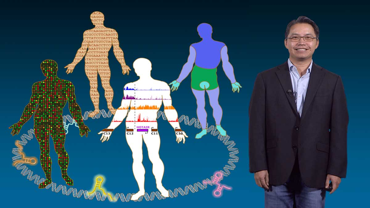 Epigenomic Technologies: Howard Chang